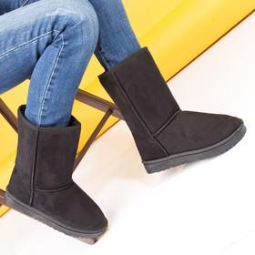 Ugg boots women 7: 04 this black MINAKU R. 38