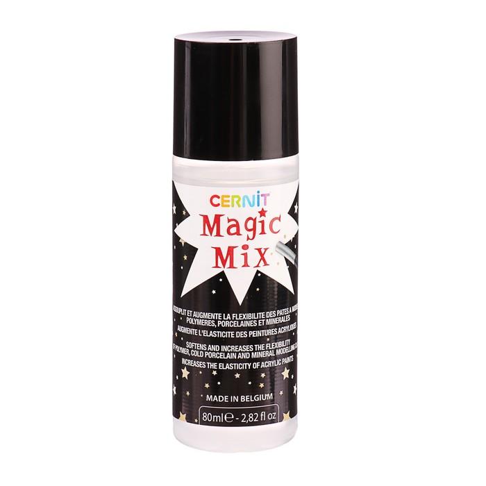 Размягчитель для полимерной глины  80мл Cernit Magic Mix (пластификатор)