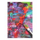 Ежедневник недатированный А5, 144 листа Art, ламинированная обложка