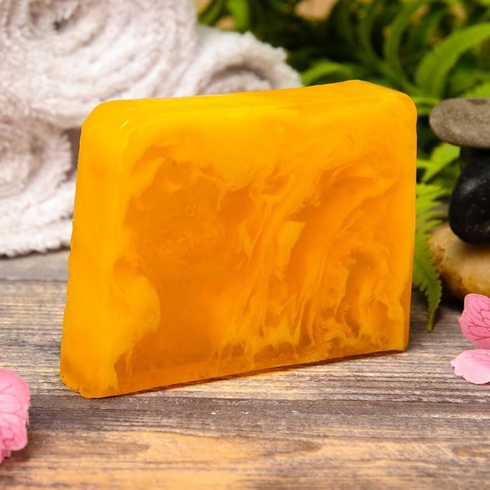 """Косметическое мыло для бани и сауны """"Марокканский апельсин"""", """"Добропаровъ"""", 100 гр."""