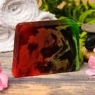 """Косметическое мыло для бани и сауны """"Яблоневый сад"""", """"Добропаровъ"""", 100 гр."""