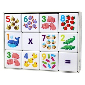 Cubes of 12 pieces