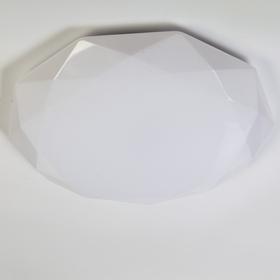 """Светильник с пультом ДУ """"Светис"""" LED 80Вт 3000-6000К 50х50см."""