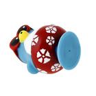 Игрушки для купания «Весёлые пингвины 2», брызгалки, на присоске - фото 105534081