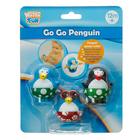 Игрушки для купания «Весёлые пингвины 2», брызгалки, на присоске - фото 105534084