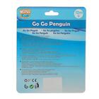 Игрушки для купания «Весёлые пингвины 2», брызгалки, на присоске - фото 105534085