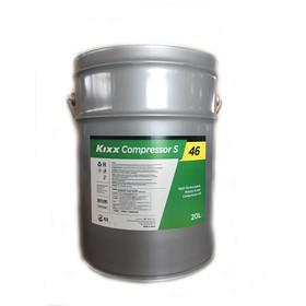 Компрессорное масло GS Compressor S 46 RA-X, 20 л