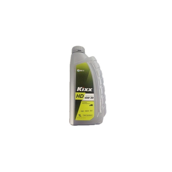 Моторное масло Kixx HD CF-4 10W-30 Dynamic, 1 л