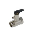 """Клапан для водонагревателя ProFactor, 1/2"""", с ручкой сброса"""