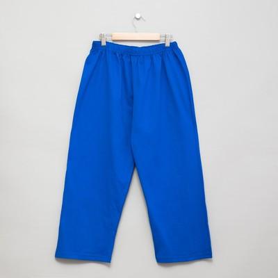 Бриджи женские цвет синий, р-р 48