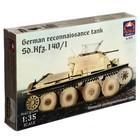 Сборная модель «Немецкий разведывательный танк