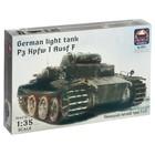 Сборная модель «Немецкий лёгкий танк Т-I F»