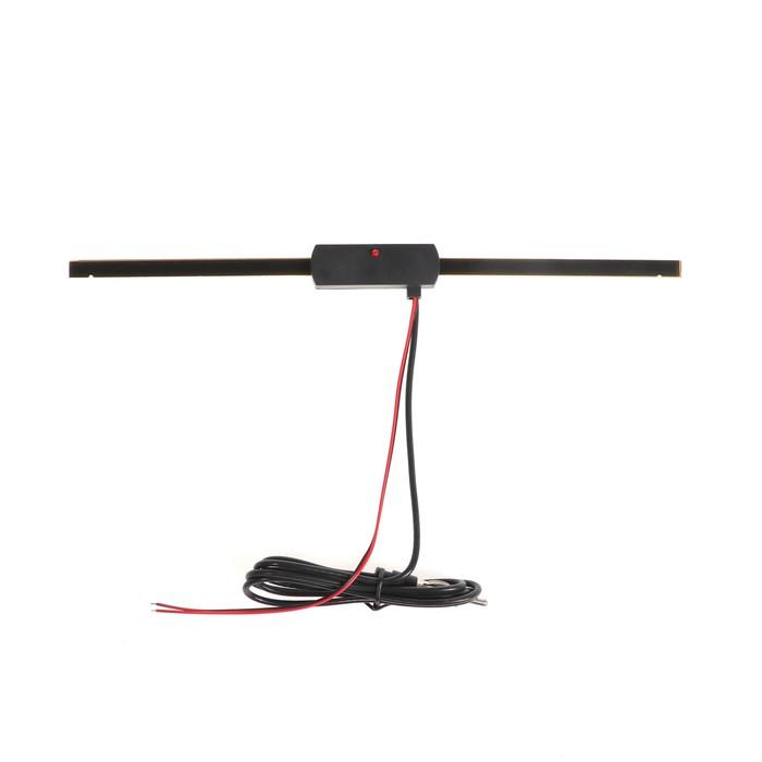 Антенна внутрисалонная TORSO, активная, всеволновая, кабель 1.1 м