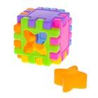 Развивающая игрушка-сортер «Самый умный», МИКС