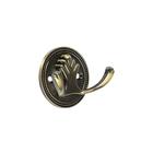 Крючок мебельный, KM223AB, цвет бронза