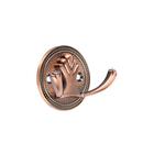 Крючок мебельный, KM223AC, цвет медь