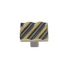 Ручка кнопка РК032AB, цвет бронза