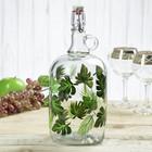 Бутылка стеклянная «Венеция» 2 л