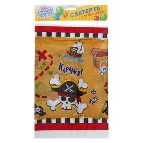 """Tablecloth """"yo-Ho-Ho"""", 182 x 137cm"""