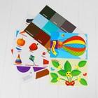 """Развивающий набор """"Изучаем цвета и формы"""", 10 занятий - фото 105527173"""