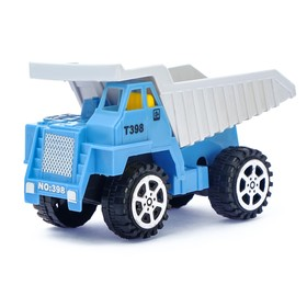 Машина инерционная «Самосвал», цвета МИКС