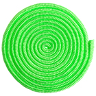 Skipping rope for gymnastics 3 m, green