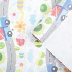 """Бумага для декорирования, """"Детская дорога"""", 0,7 х 10 м"""
