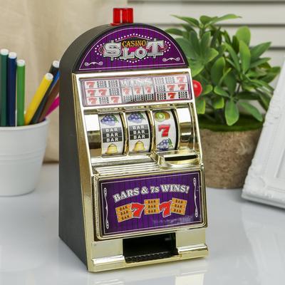 Звук игрового автомата