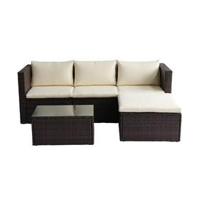 Комплект EMPIRE (угловой диван + кофейный стол) Ош