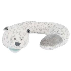 Подушка-подголовник Nattou Neck pillow Loulou, Lea & Hippolyte «Леопард» 963473 Ош
