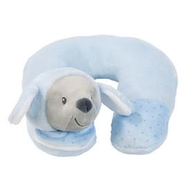 Подушка-подголовник Nattou Neck pillow Sam & Toby «Овечка» 604376 Ош