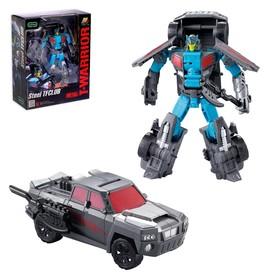 Робот-трансформер «Джип»