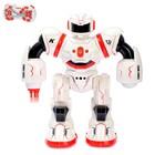 Робот радиоуправляемый, интерактивный «Вилл», стреляет присосками, световые и звуковые эффекты, цвета МИКС