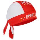 "Бандана велосипедная ""Sport life"", 27 х 13 см"