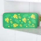 Коврик для коленей «Листья» в ванну, размер 39×17,5 см - фото 105492228