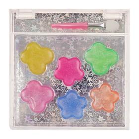 Набор косметики для девочки 'Палетка 3' блеск для губ 6 цветов, аппликатор Ош