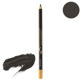 Aireman pencil, with sharpener, saturated black No. 1.