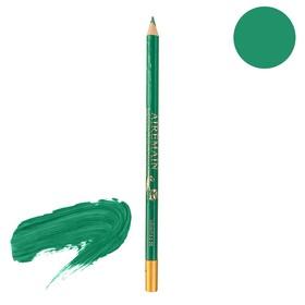 Aireman Pencil, with sharpener, dark green No. 60.