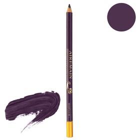 Aireman Pencil, with sharpener, purple No. 52.