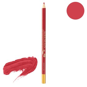 Airemain pencil, with sharpener, red No. 13.