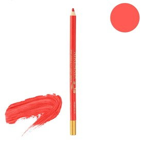 Airemain pencil, with sharpener, scarlet No. 16.