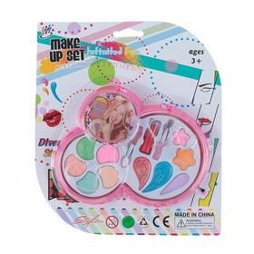 Набор косметики для девочки «Двойной круг»