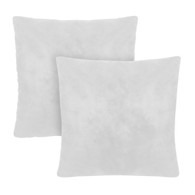 """A set of synthetic pillows, """"the Economy and me"""" 45x45 2pcs,mikrofayber,cover spunbond, 250g"""