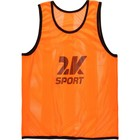 Манишка 2K Sport Team neon-orange, kids