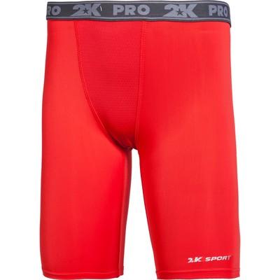 Тайтсы 2K Sport Team red, L