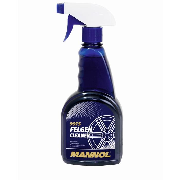 Очиститель дисков и ободов MANNOL Felgen Cleaner 9975, 500 мл