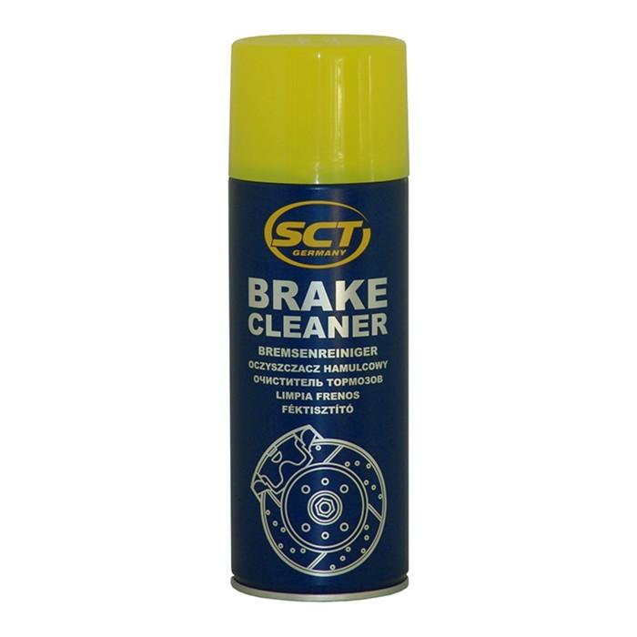 Очиститель тормозов MANNOL SCT Brake Cleaner, 450 мл
