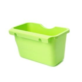 Контейнер для мусора на дверцу шкафа, зеленый