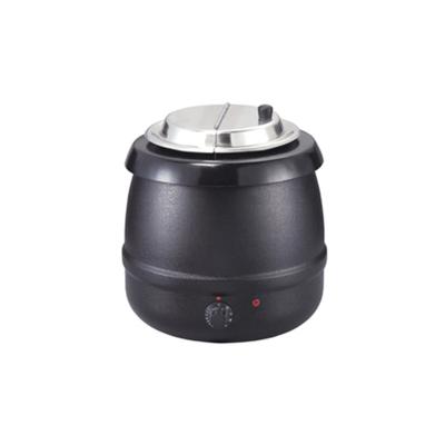 УЦЕНКА Мармит Gastrorag 83010SP, электрический, настольный, для супов, 10 л, 30-90°С, черный   32358