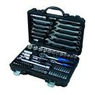 "Набор инструментов Forsage F-4821-5, 1/4"", 1/2"", 6 граней, 4-32 мм, 82 предмета"